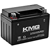 KMG YTZ14S Sealed Maintenace Free Battery High Performance 12V SMF OEM Replacement Maintenance Free Powersport Motorcycle ATV Scooter