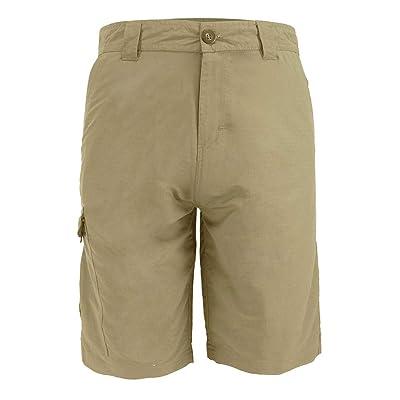 Men's Ripstop Nylon Cargo Shorts Classic Fit Walk Lightweight Twill Short for Men Work to Weekend   .com