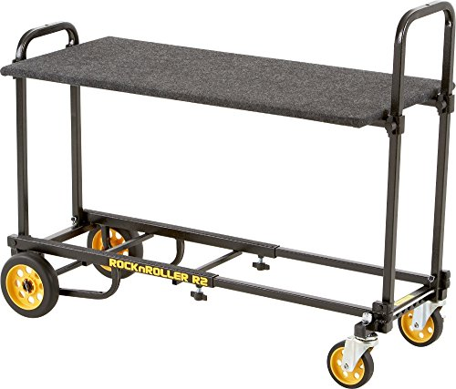 -in-1 Micro Multi-Cart With Shelf ()