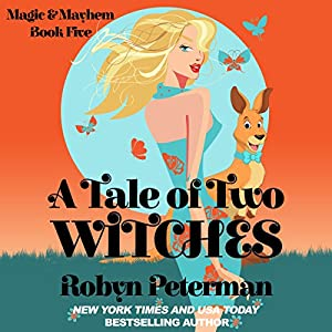 A Tale of Two Witches Audiobook