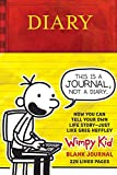Image of Diary of a Wimpy Kid Blank Journal