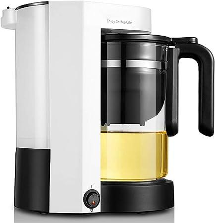 K-EN Pequeña cafetera de Filtro | Capacidad de 750 ml for Mantener el Calor Reutilizable Filtro Anti-Goteo | Negro, 800W, café y té, Cook Durante Cinco Minutos: Amazon.es: Hogar