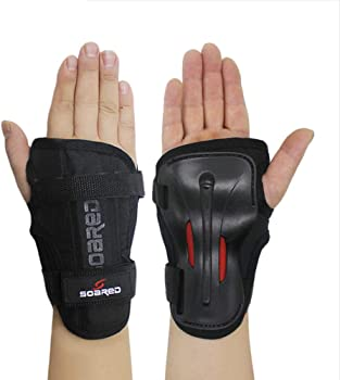 LALATECH Skateboard Gloves