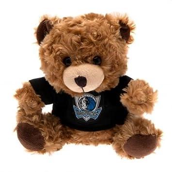 innovative design a71ea 1be5e Dallas Mavericks T-Shirt Bear New Official Licensed NBA Merchandise
