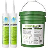 5 Gallon Tub of Green Glue Noiseproofing Compound