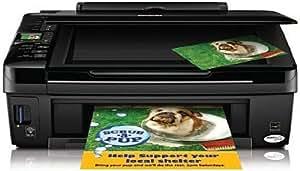 Epson Stylus NX420 - Impresora multifunción (Inyección de tinta, Color, Color, 6,4 ppm, 5760 x 1440 DPI, 3,3 ppm)