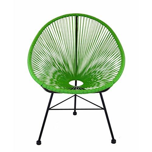 Design Tree Home Acapulco Indoor/Outdoor Lounge Chair Wea...