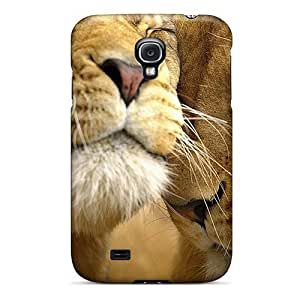 Faddish Phone Lions Love For Case Samsung Galaxy S3 I9300 Cover Perfect