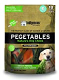 Pegetables Mixed 18-Ounce Value Size Dental Chew, Medium