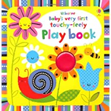 Babys Very First Touchy-Feely/Play Book
