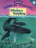 Whales & Dolphins (Sticker Stories)