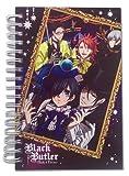 Great Eastern Entertainment Black Butler BOC Group & Frame Hardcover Notebook