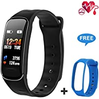 Fitness Tracker with Heart Rate Monitor,Activity Tracker...