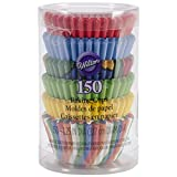 Wilton Primary Baking Cups, Mini, 150-Count