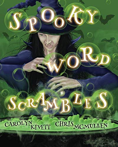 Spooky Word Scrambles: Haunted Halloween -