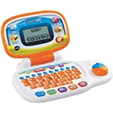 VTech Tote & Go Laptop / The learning laptop has 20 learning activities teach 60+ words, spelling, shapes, logic, animals and more