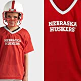 Franklin Sports NCAA Nebraska Huskers Kids College