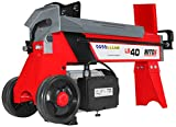 Mitox LS40 Select Horizontal Electric Log Splitter, Red