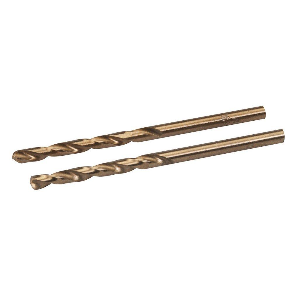 Silverline 456921 Jeu de 2 m/èches au cobalt 3,5 mm