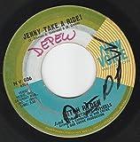 45vinylrecord Jenny Take A Ride/Baby Jane (Mo-Mo Jane) (7