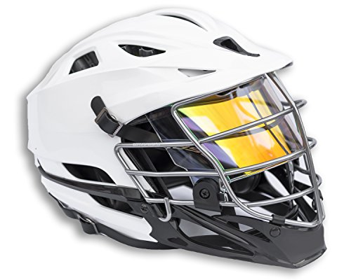 Clear FREE SHIPPING! BEST PRICE Under Armour Adult Football Eye Shield Visor