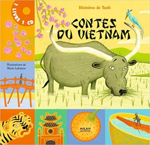 Livres Contes du Vietnam: avec CD pdf, epub ebook