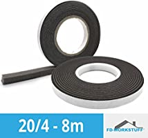 20//4 joint anthracite 8 m largeur 20 mm expansion de 4 /à 20 mm /épaisseur