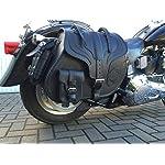 Orletanos-Saddlebag-Big-Boykompatibel-with-Right-Side-Black-Leather-Case-Right-35L-Saddle-Bags-Harley-Davidson-HD-Pocket-Side-Pocket-Suitcase-Motorcycle-Biker-Leather-Large-XL