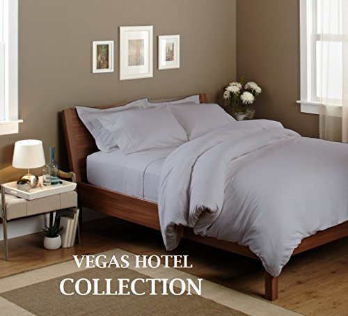 VEGAS HOTEL COLLECTION Authentic Luxury 100% Egyptian Cotton 1200 TC with 15
