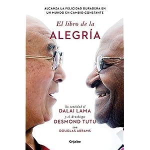 El libro de la alegría de Dalai Lama y Desmond Tutu | Letras y Latte