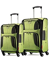 Samsonite Aspire XLite Set of 20 inch and 25 inch Spinners