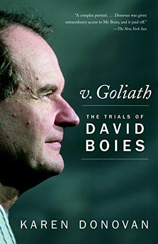 v. Goliath: The Trials of David Boies