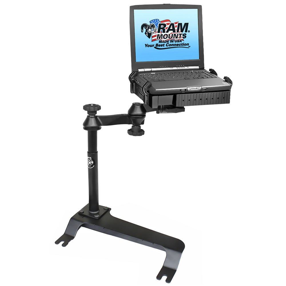 RAM Mounts (RAM-VB-192-SW1) No-Drill Laptop Mount for the Nissan Nv200 S and Nv200 Sv Compact Cargo