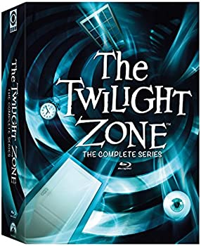 The Twilight Zone: The Complete Series on Blu-ray