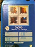 FOCUS Live At The Rainbow 8 track tape 1973 SIRE Original RARE