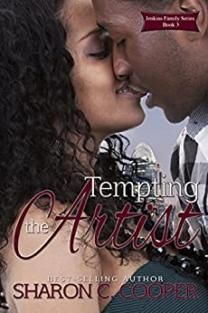 Tempting the Artist (Jenkins Family Series Book 3) by [Cooper, Sharon C.]
