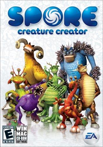 Spore Creature Creator - PC/Mac (Spore)