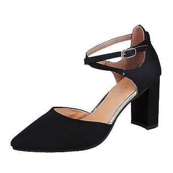 c2fe5b75714c1f ♥ Loveso♥ Damen Fashion Pumps-Riemchen Party Pumps Absatzschuhe Elegant  Sandaletten  Amazon.de  Uhren
