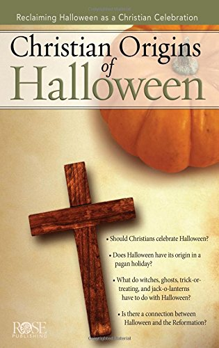 Christian Origins of Halloween pamphlet