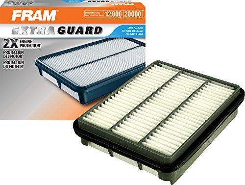 FRAM CA7344 Extra Guard Rigid Rectangular Panel Air Filter