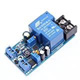 Icstation LM358 12V 30A Car Lead Acid Battery Charge Controller Disconnect Relay Switch Overcharge Protection Module