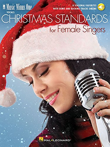 Christmas Standards for Female Singers: Music Minus One Vocals
