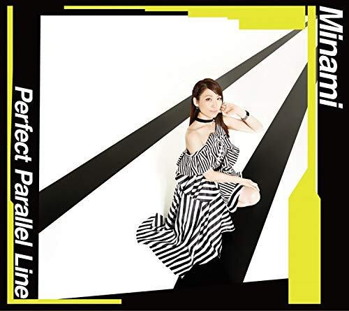 Minami 8thアルバム「Perfect Parallel Line」