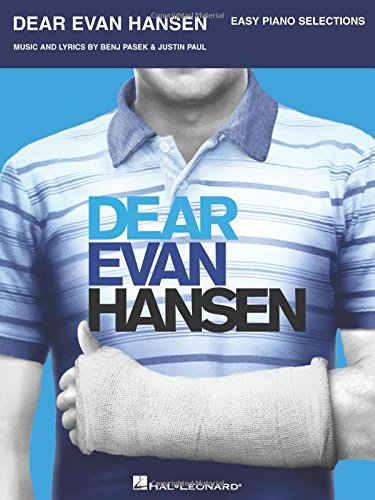Dear Evan Hansen Easy Piano Selections