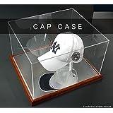 帽子コレクションケース木製/UVカット