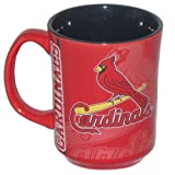 MLB St. Louis Cardinals Reflective Mug, One Size, Multicolor