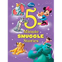 Disney Book Group 5-Minute Snuggle Stories