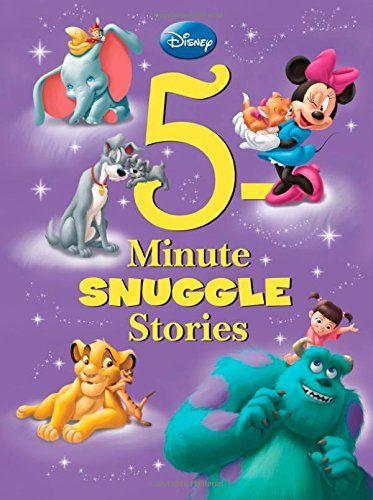 Disney 5-Minute Snuggle Storie...