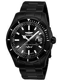 Reloj INVICTA Pro Diver para Hombres 44mm, pulsera de Acero Inoxidable, cubierta de Zafiro