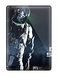 For CaseyKBrown Ipad Protective Case, High Quality For Ipad Air Dead Space 3 Game 2013 Skin Case Cover